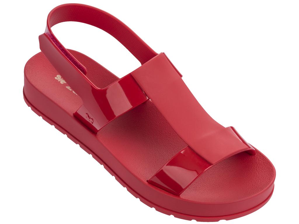 cfbc5f231f48 Zaxy ever červené sandály