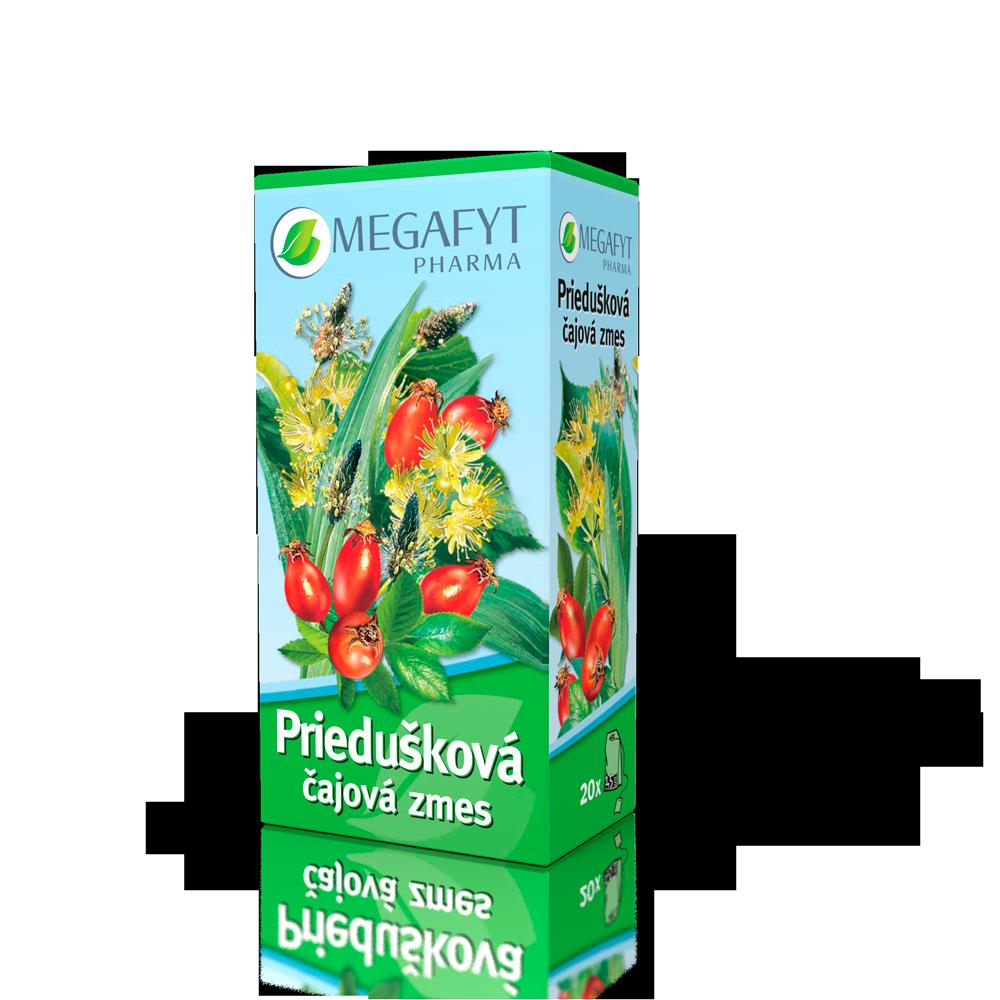 Více informací o výrobku Priedušková čajová zmes