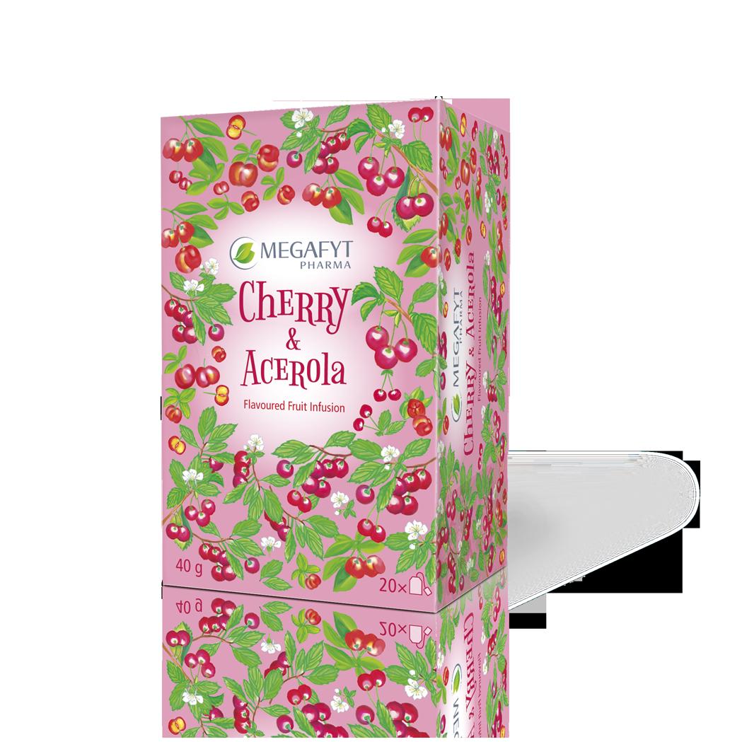 Více informací o výrobku Cherry & Acerola
