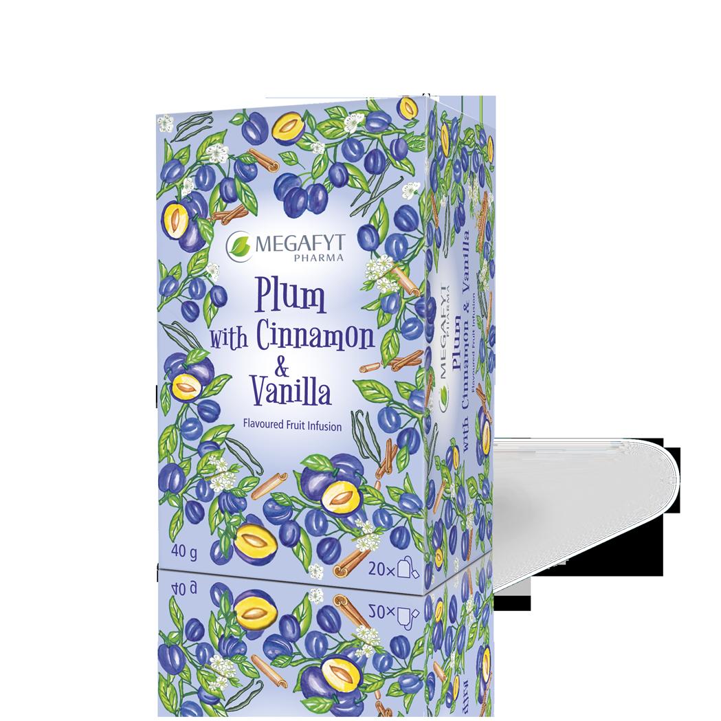 Více informací o výrobku Plum with Cinnamon & Vanilla