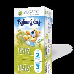 Bylinný čaj fenikel pre deti