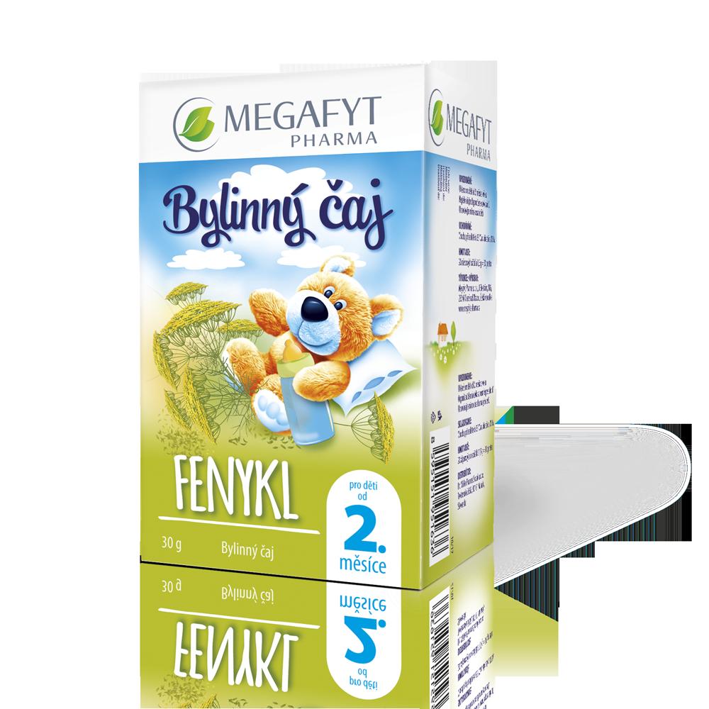 Více informací o výrobku Bylinný čaj fenykl pro děti