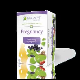 Pregnancy tea blend