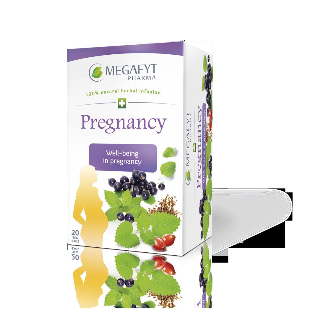 Více informací o výrobku Pregnancy tea blend