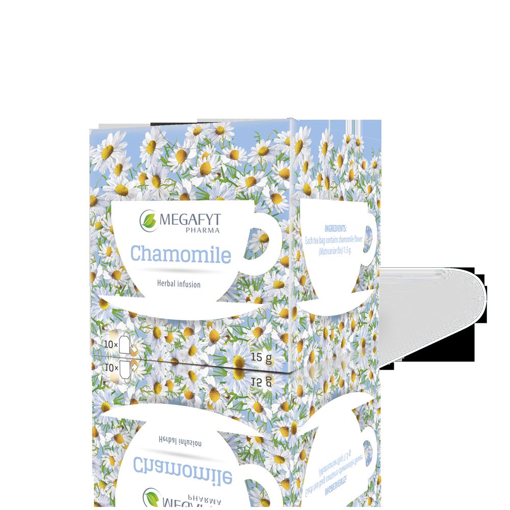 Více informací o výrobku Chamomille