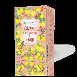 Více informací o výrobku Zázvor s citrónem & chilli