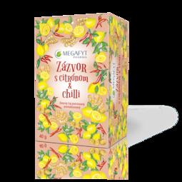 Více informací o výrobku Zázvor s citrónom & chilli