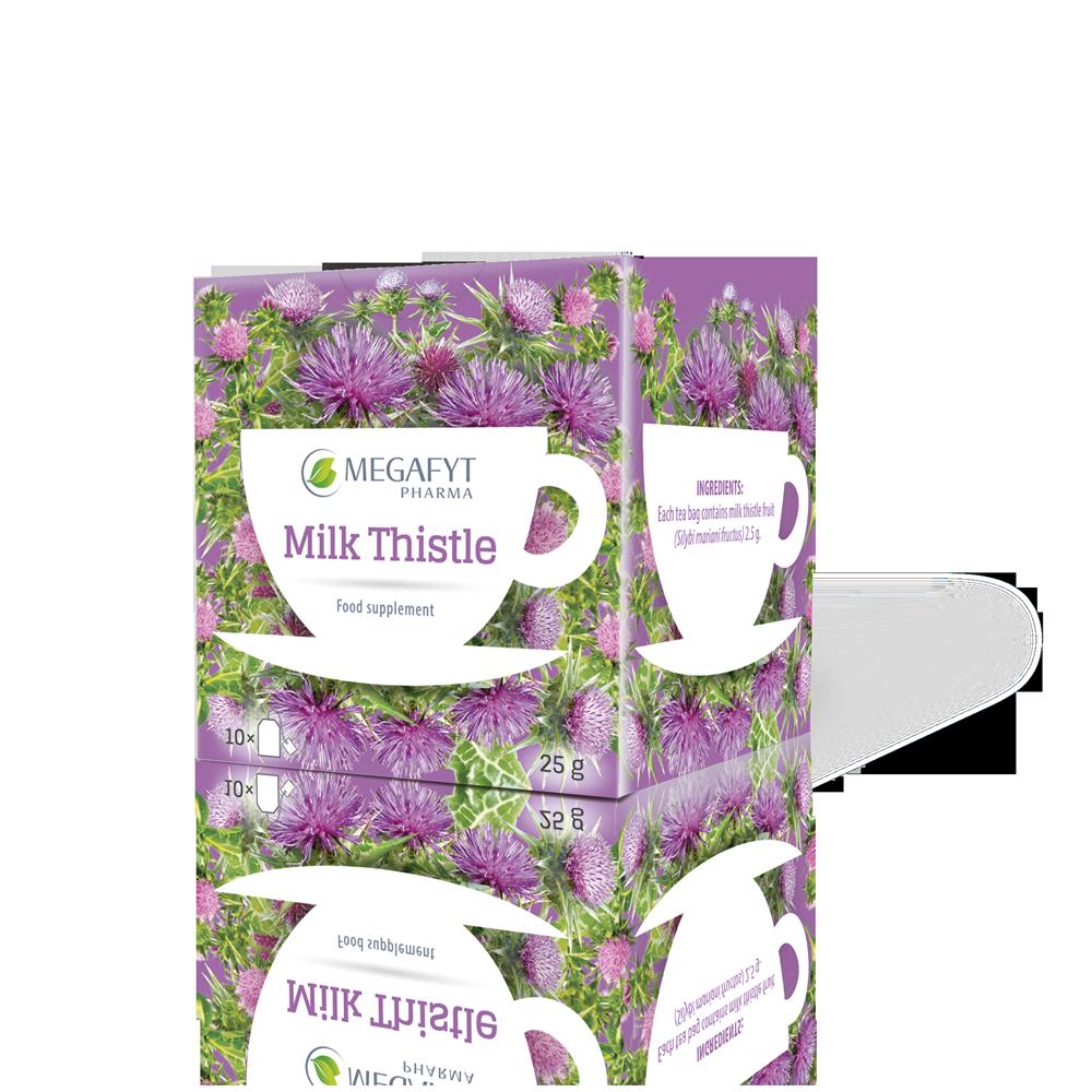 Více informací o výrobku Milk Thistle