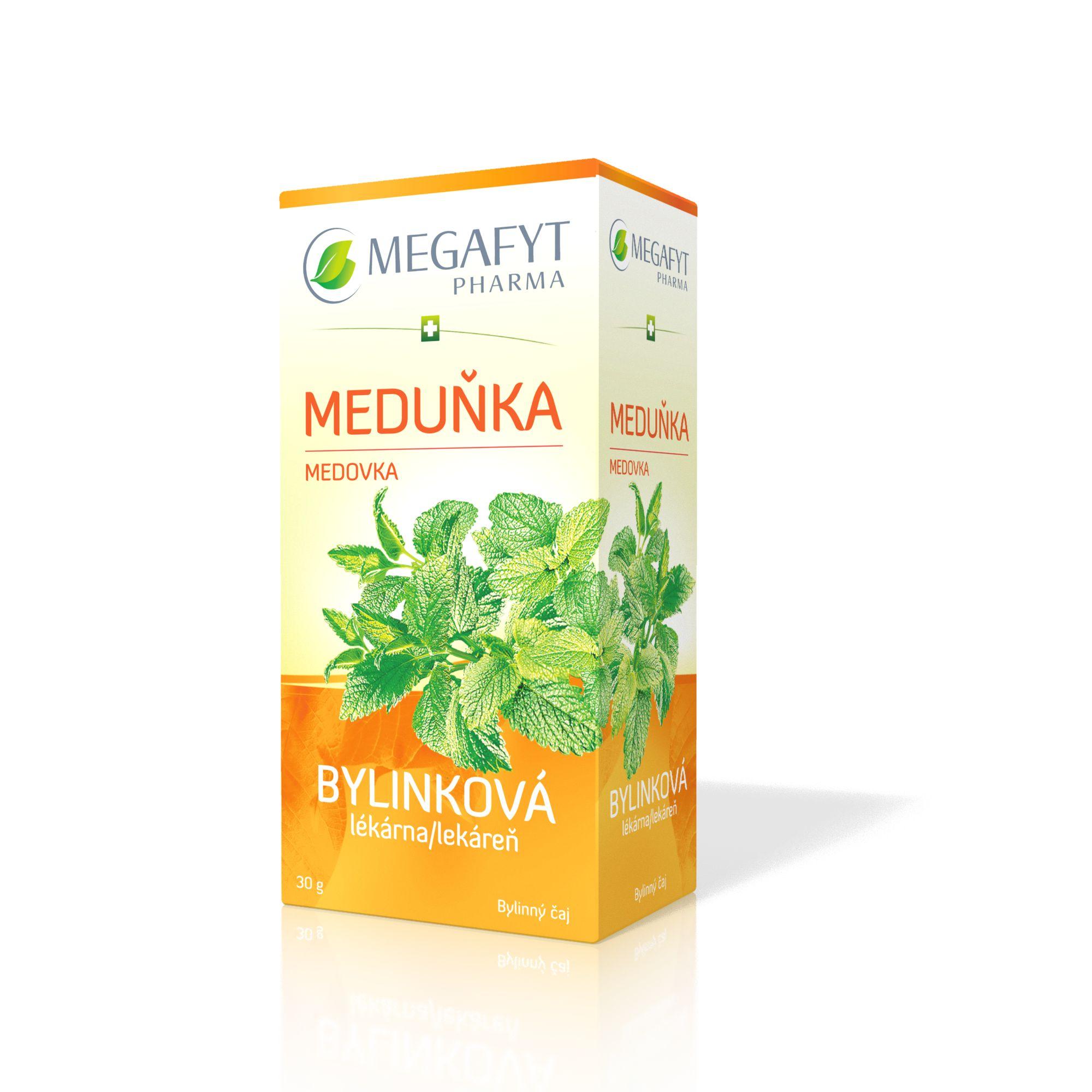 Více informací o výrobku Meduňka