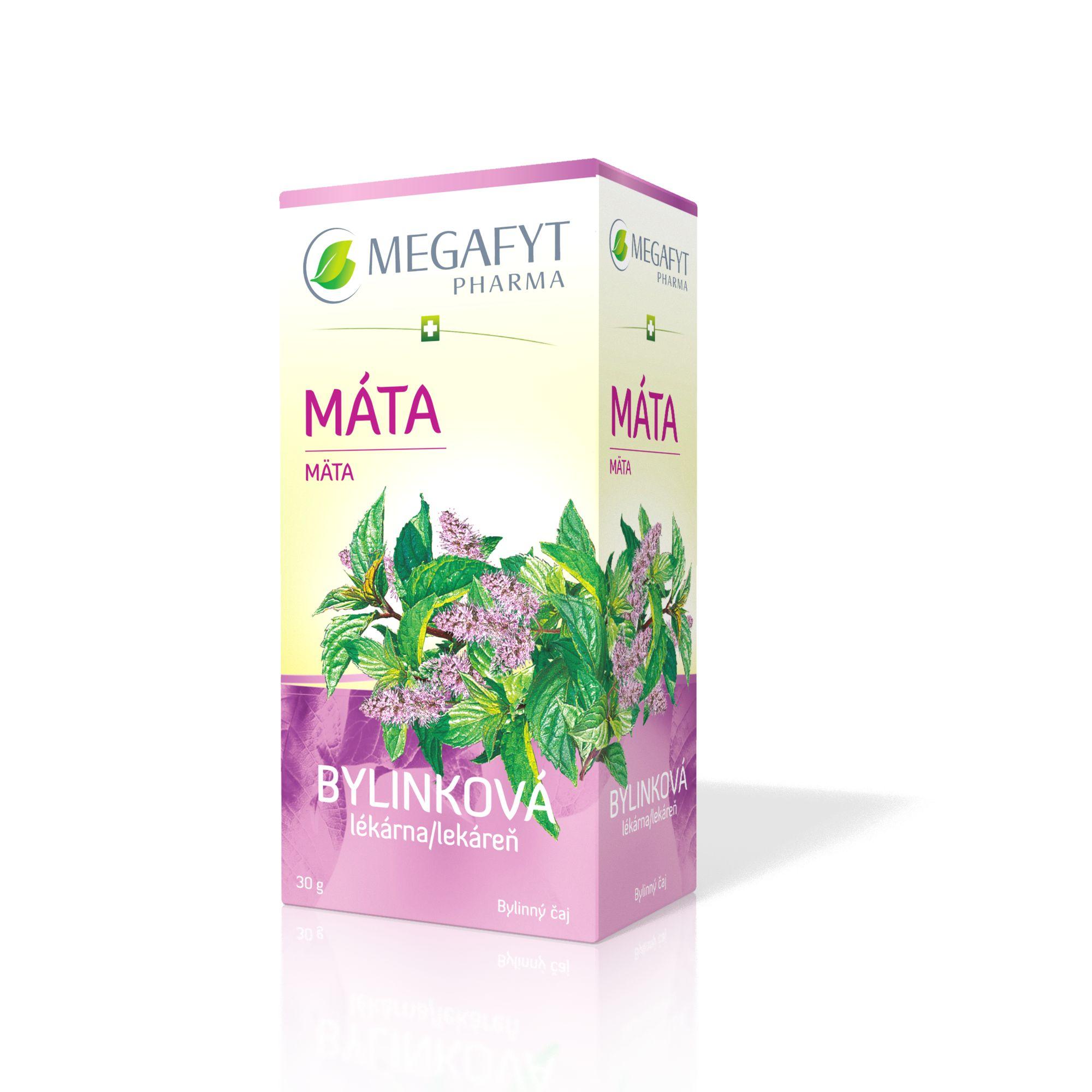 Více informací o výrobku Peppermint herb tea