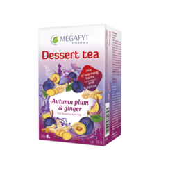 Dessert tea Autumn plum & ginger