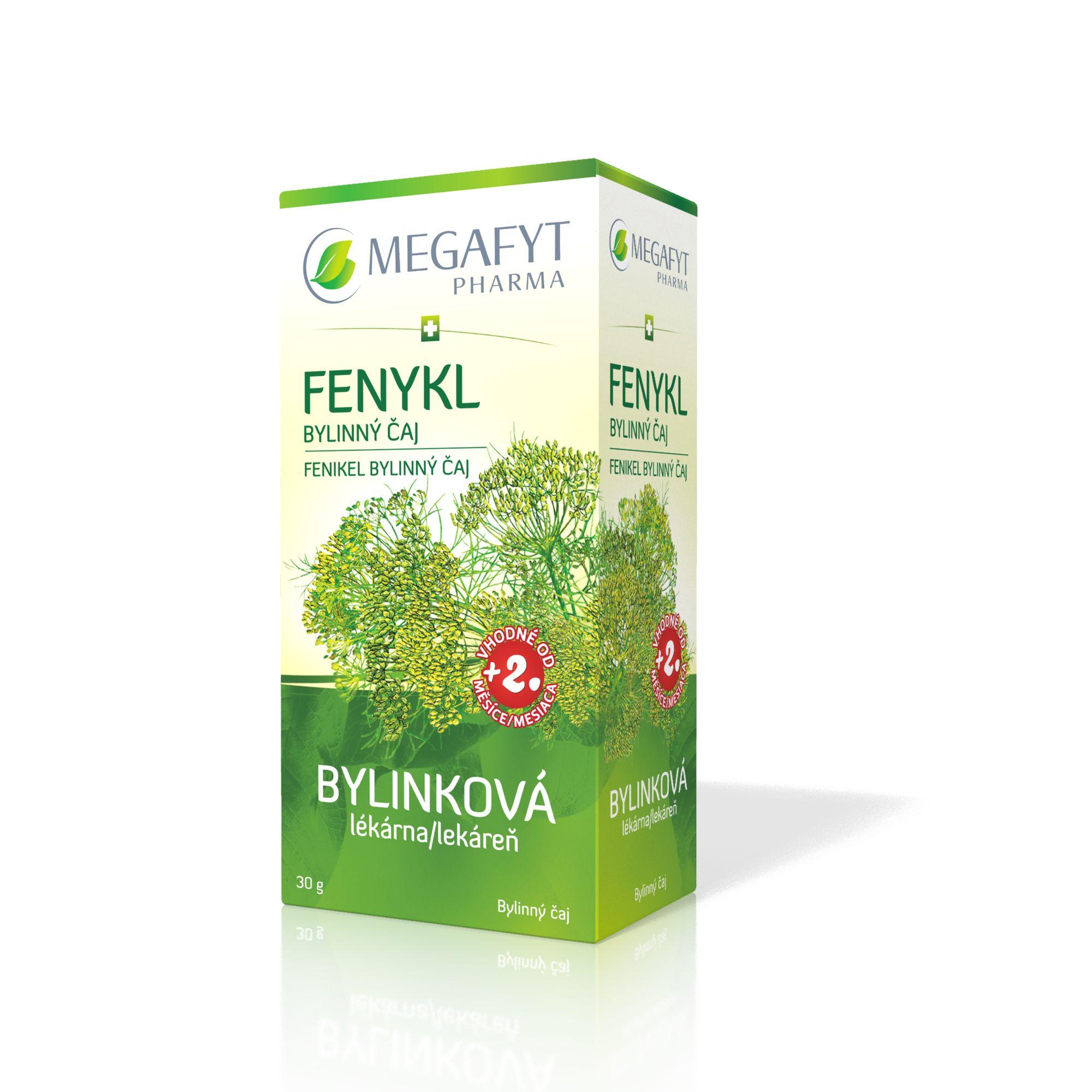 Více informací o výrobku Fennel seed tea