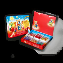 Více informací o výrobku Výběr čajů pro děti