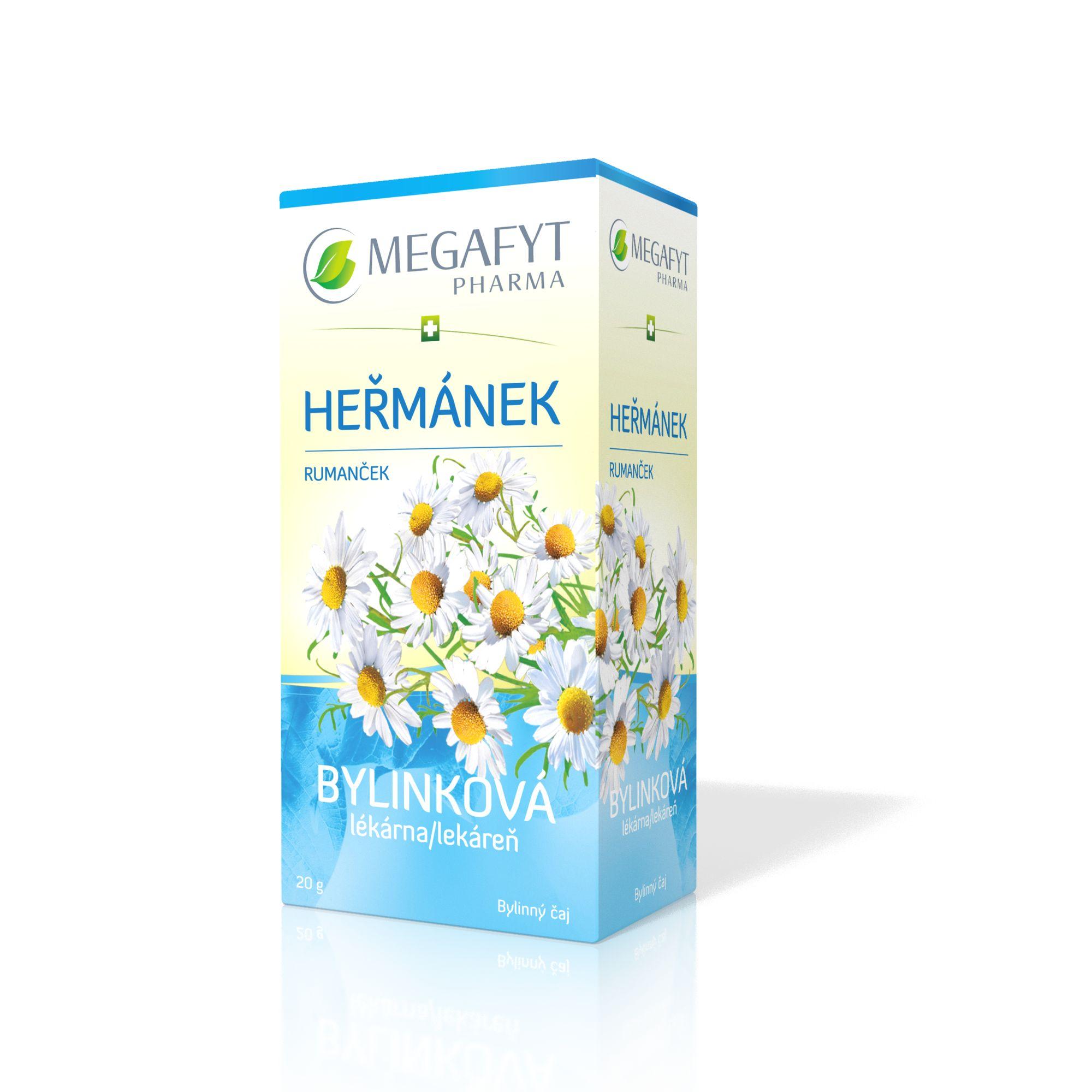 Více informací o výrobku Heřmánek