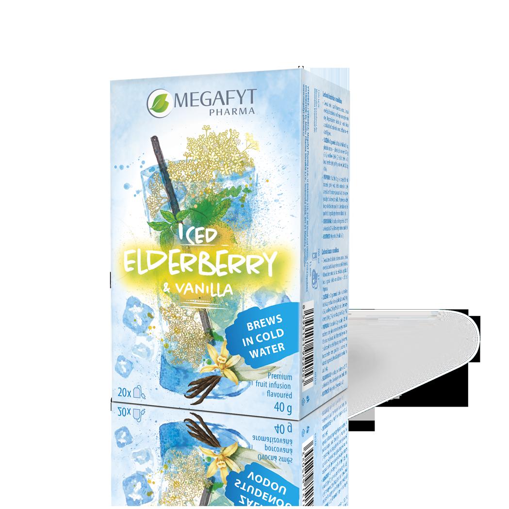 Více informací o výrobku Iced elderberry & vanilla