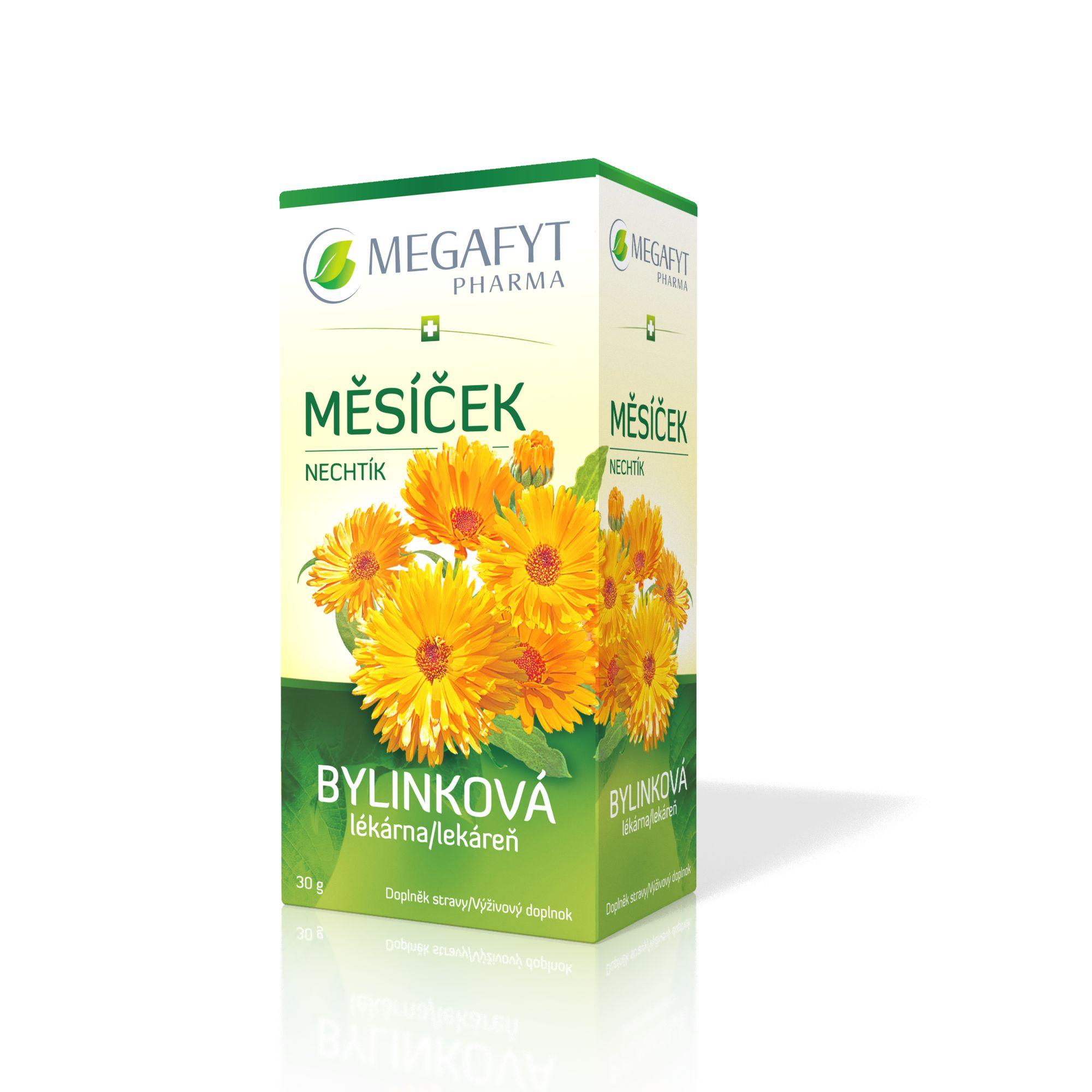 Více informací o výrobku Calendula flower tea