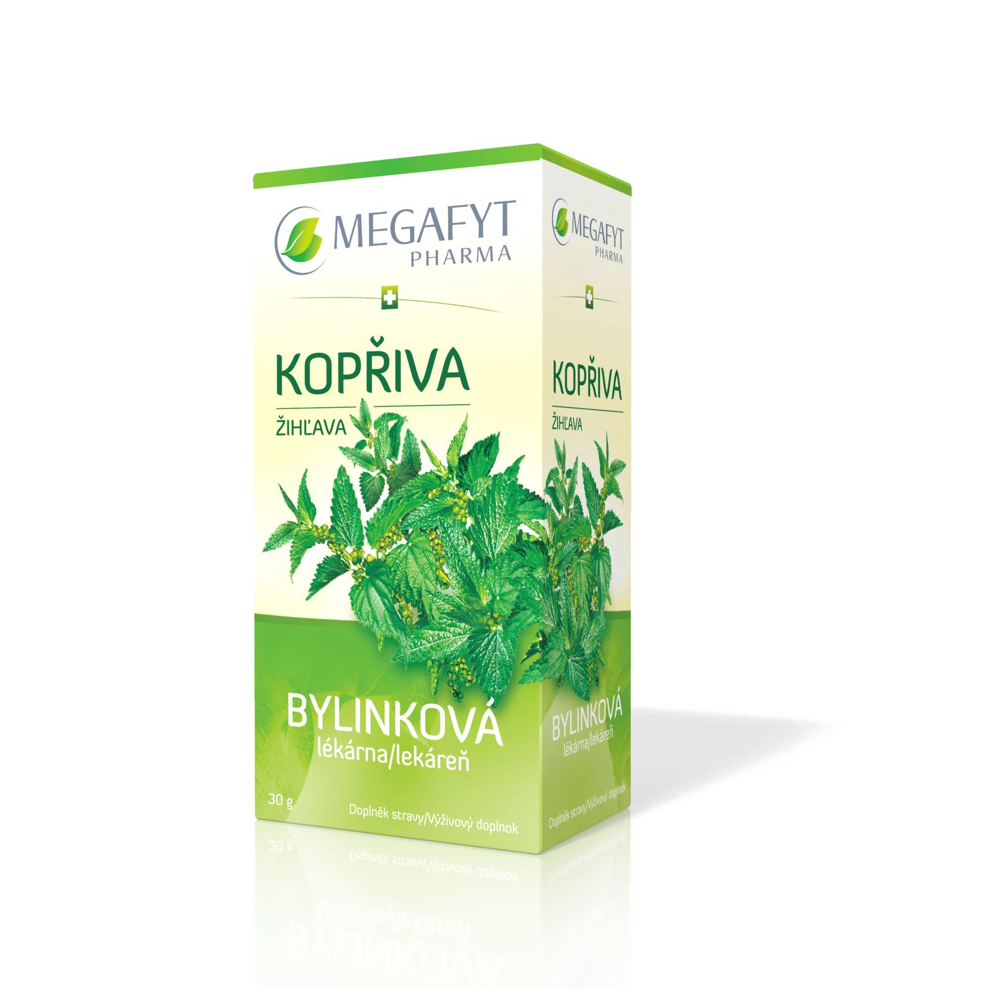 Více informací o výrobku Nettle herb tea