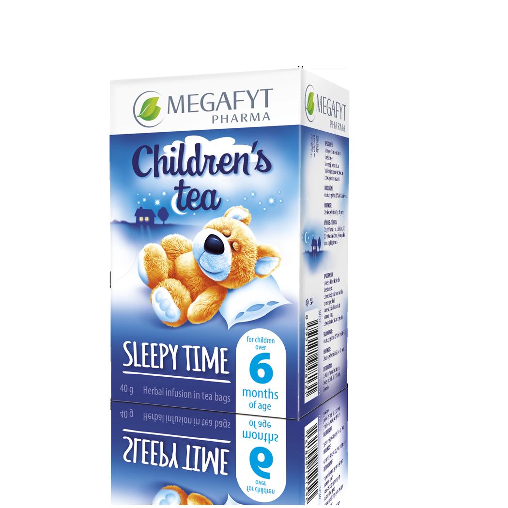 Více informací o výrobku Children's tea sleep