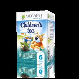 Children's caffeine-free black tea
