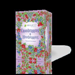 Cranberries & Blueberries