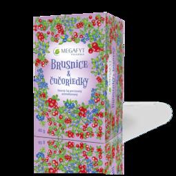 Více informací o výrobku Brusnice & čučoriedky