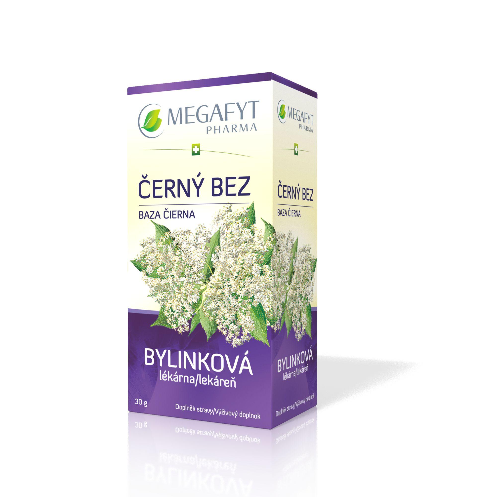 Více informací o výrobku Elderflower tea