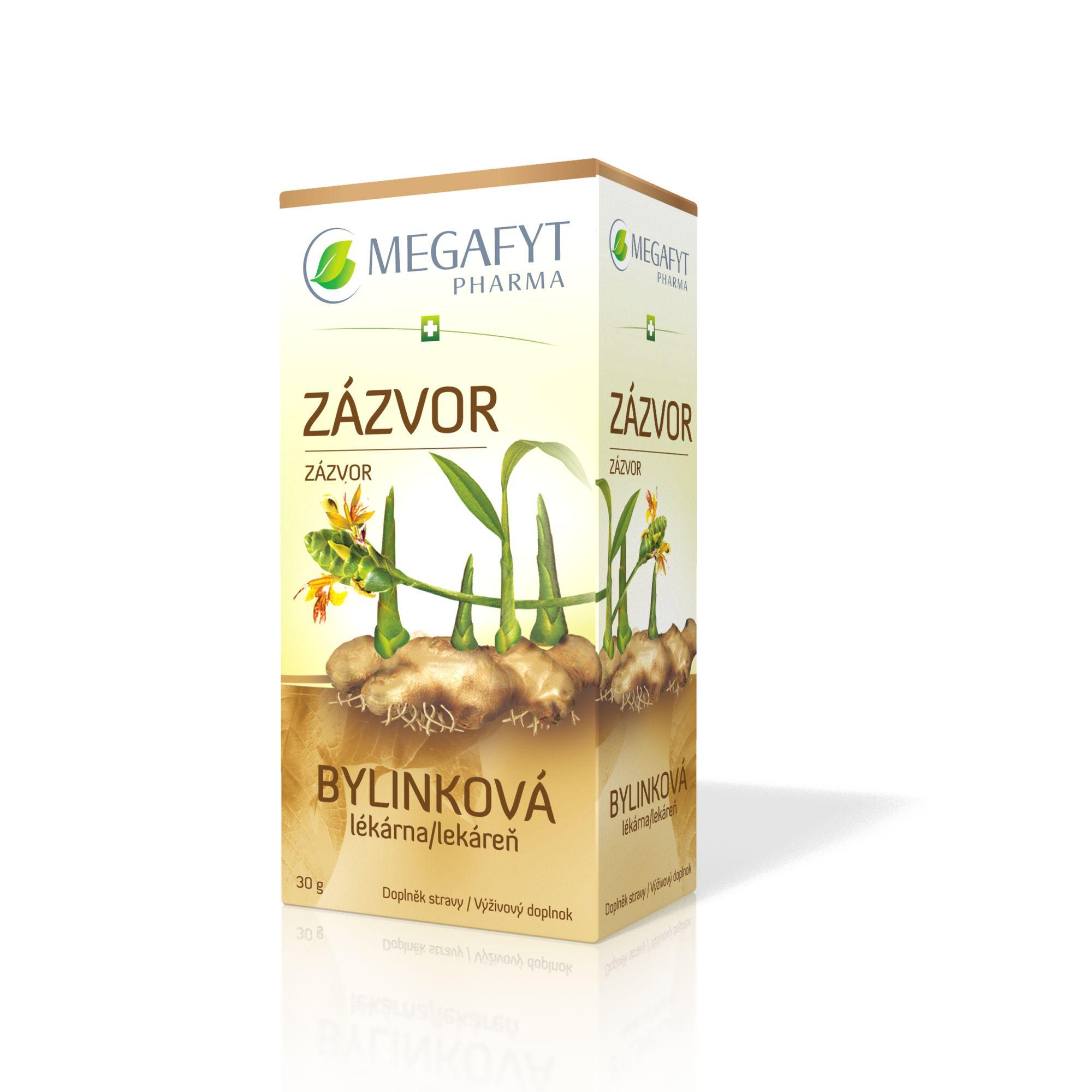 Více informací o výrobku Ginger root tea