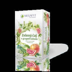 Více informací o výrobku Zelený čaj s grapefruitom