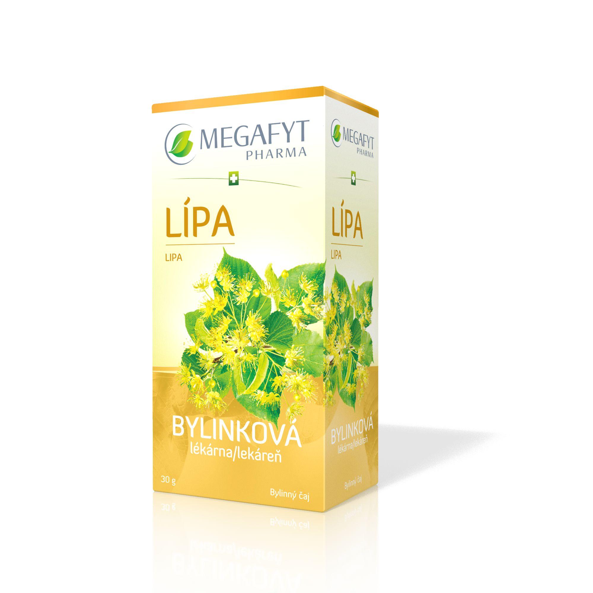 Více informací o výrobku Lime blossom tea