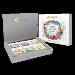 Více informací o výrobku Výběr čajových směsí
