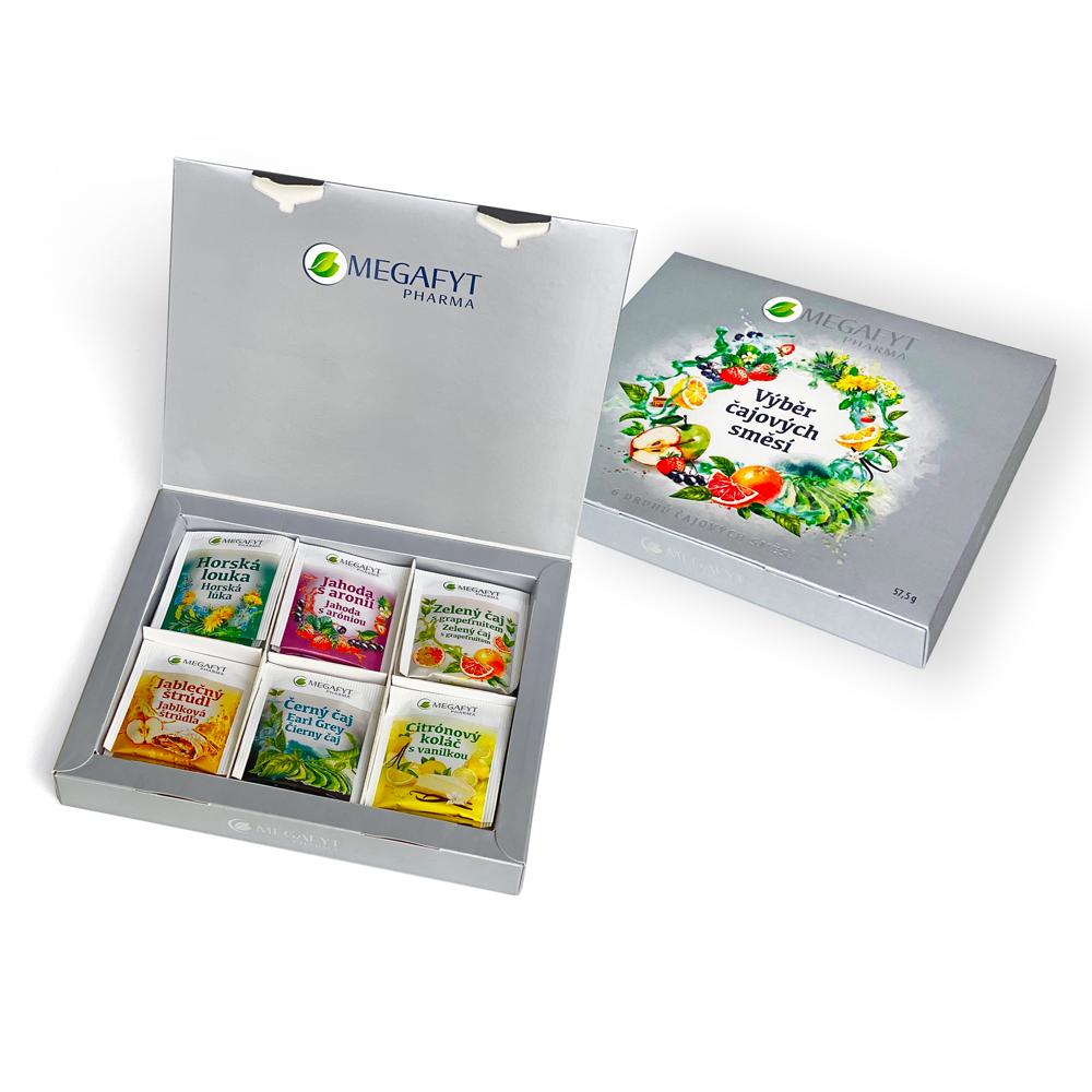 Detail výrobku Výběr čajových zmesí