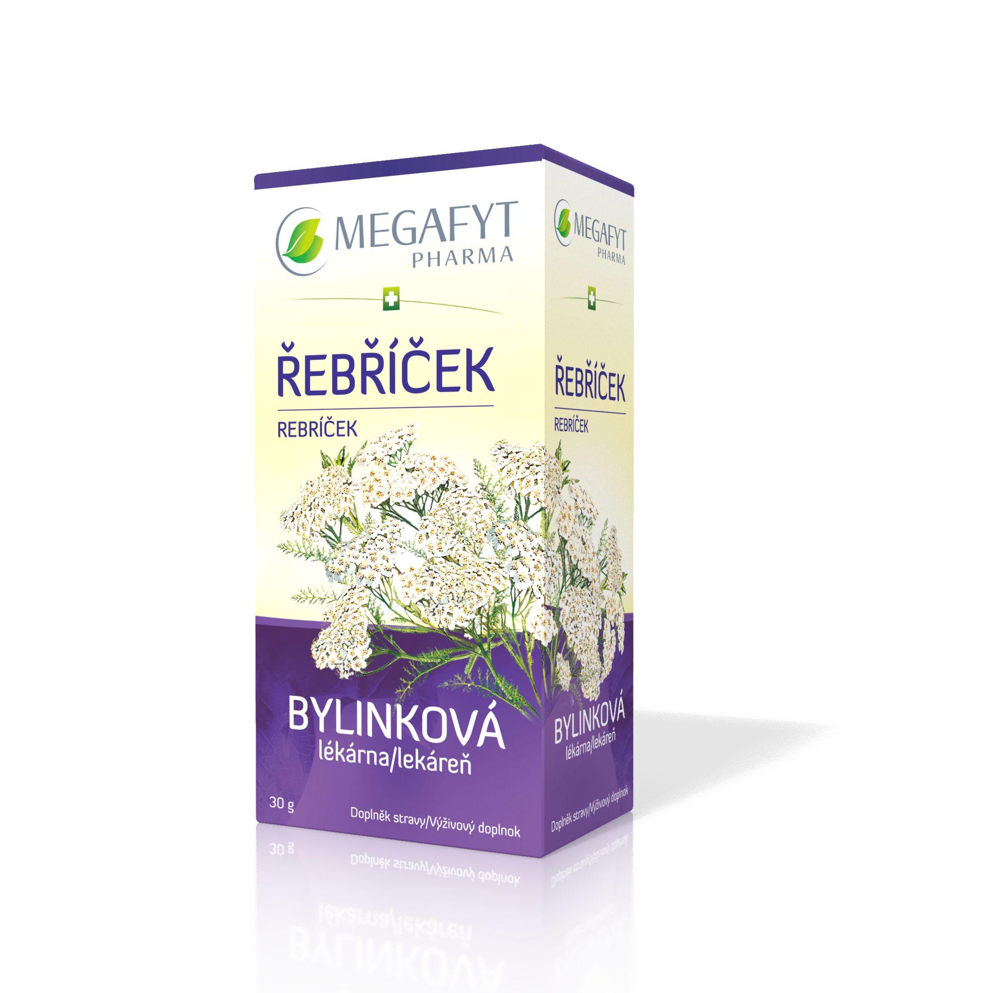 Více informací o výrobku Yarrow herb tea