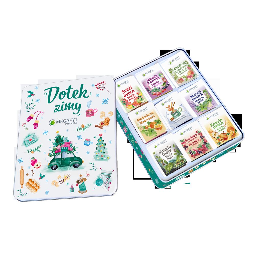 Více informací o výrobku Kolekce čajů DOTEK ZIMY