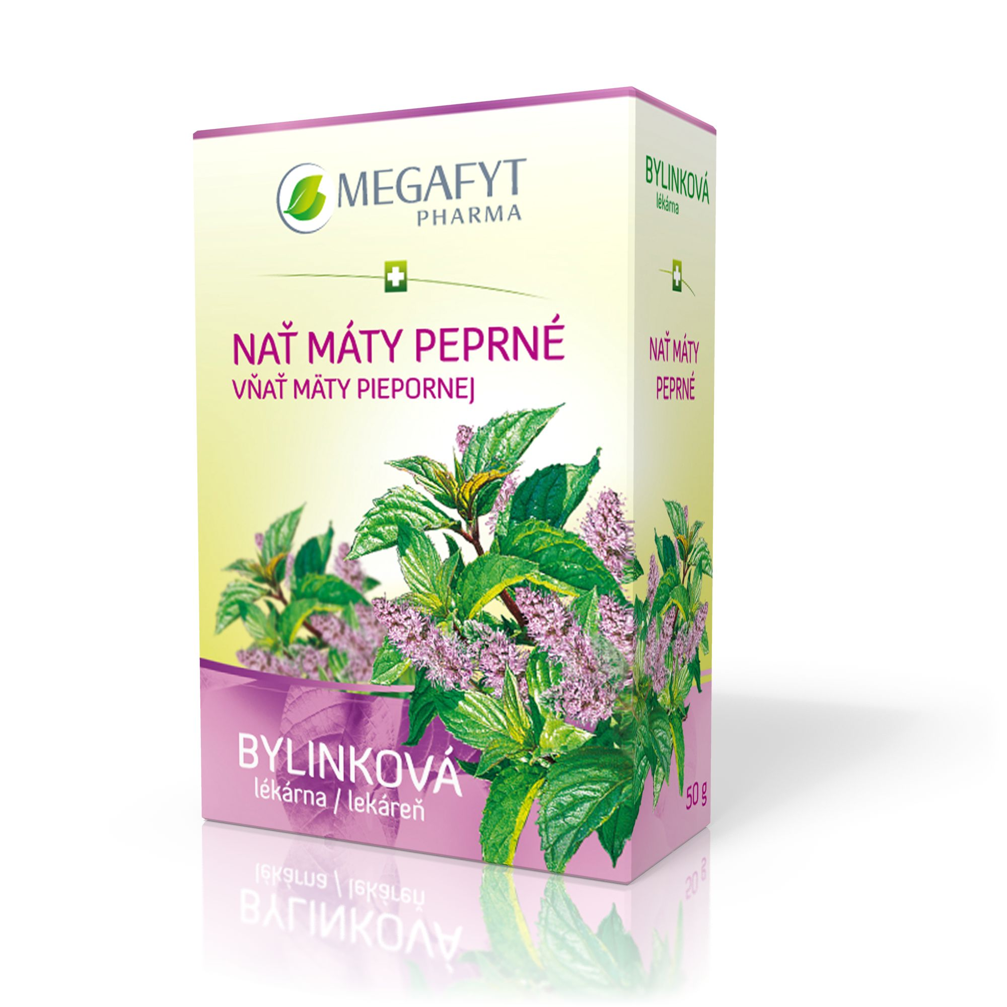 Více informací o výrobku Peppermint - loose tea