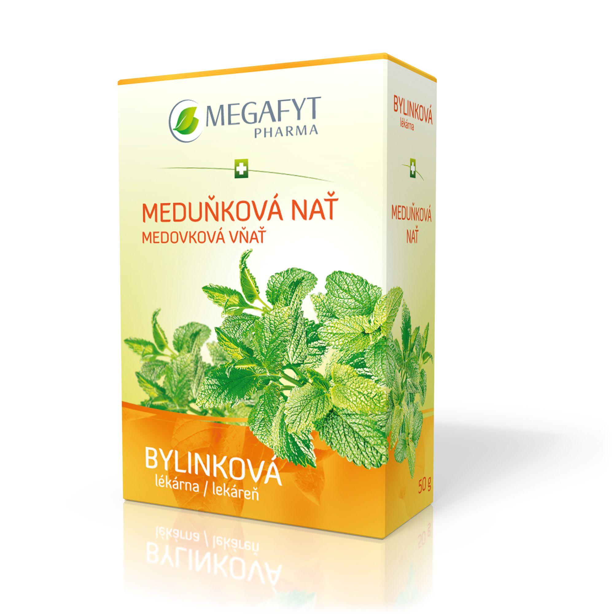 Více informací o výrobku Meduňková nať