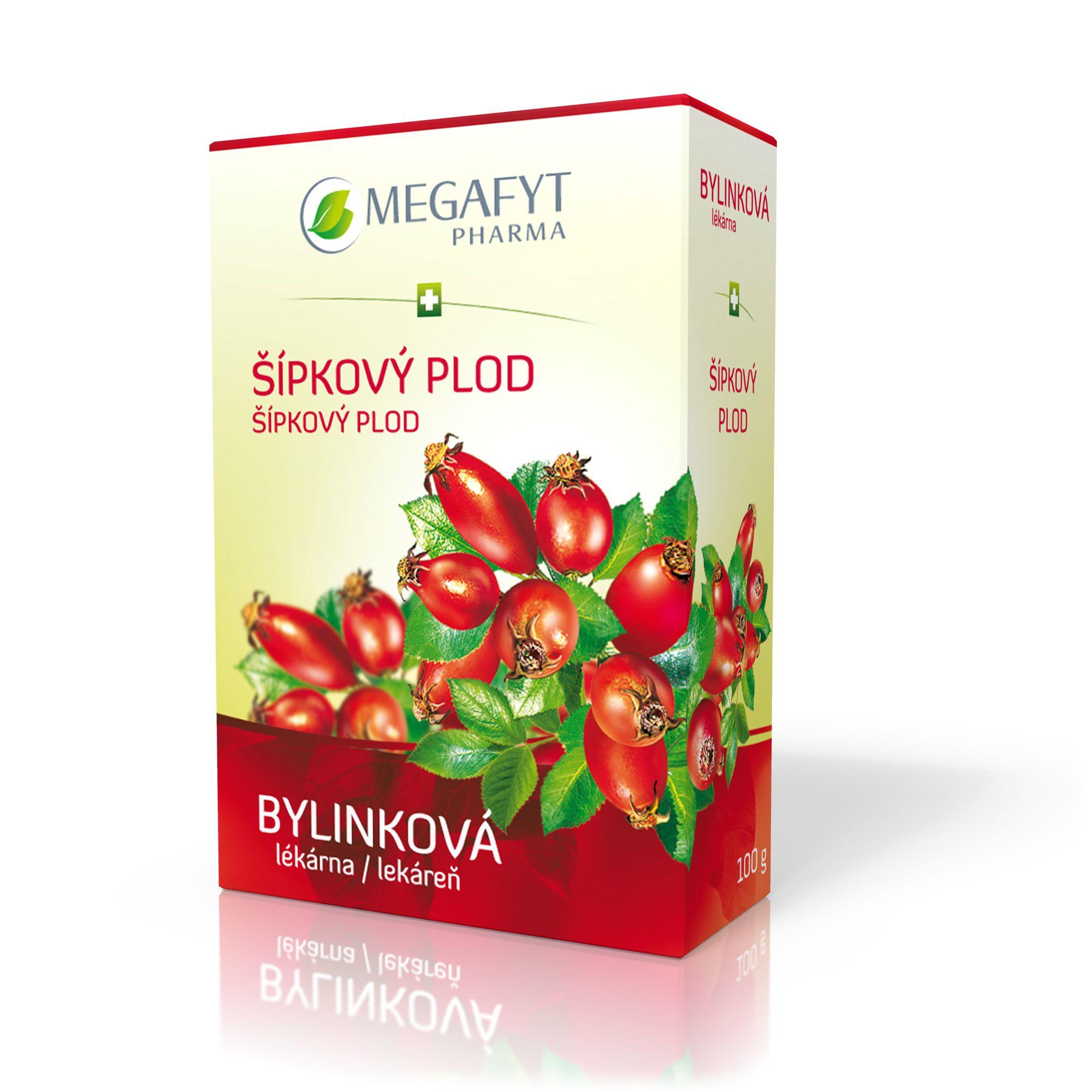 Více informací o výrobku Šípkový plod