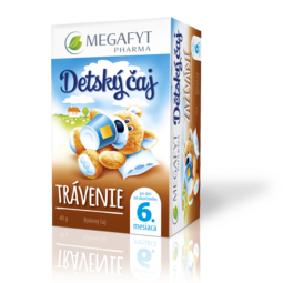 Detský čaj trávenie