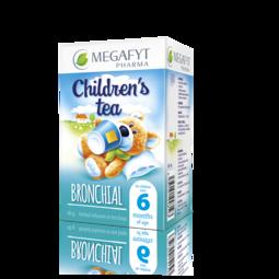 Children's tea bronchial