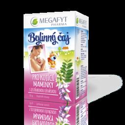 Bylinný čaj pro kojící maminky s jestřabinou