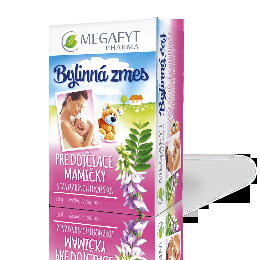 Detail výrobku Bylinný čaj pre dojčiace mamičky s jastrabinou lekárskou