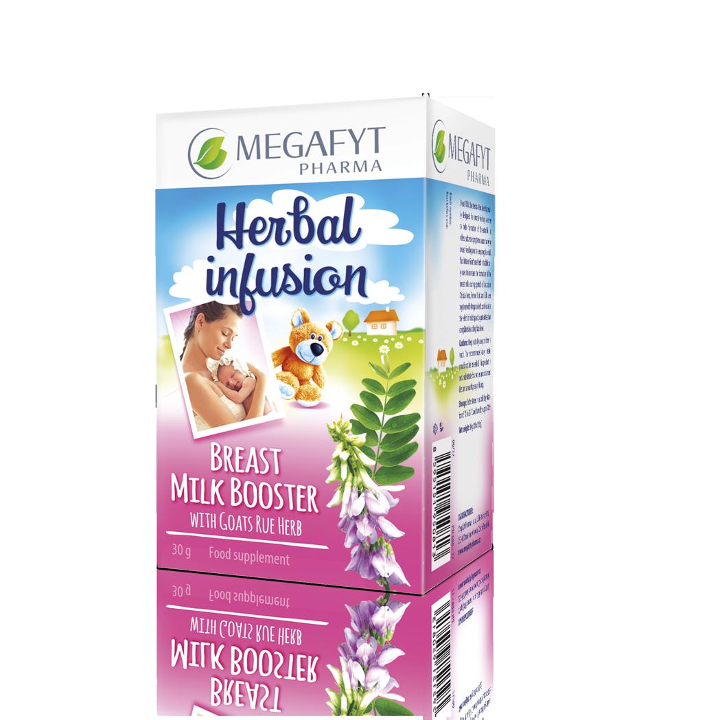 Více informací o výrobku Breast milk booster with goats rue herb