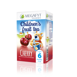 Children's fruit tea Cherry