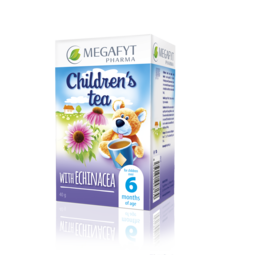 Children's tea with Echinacea