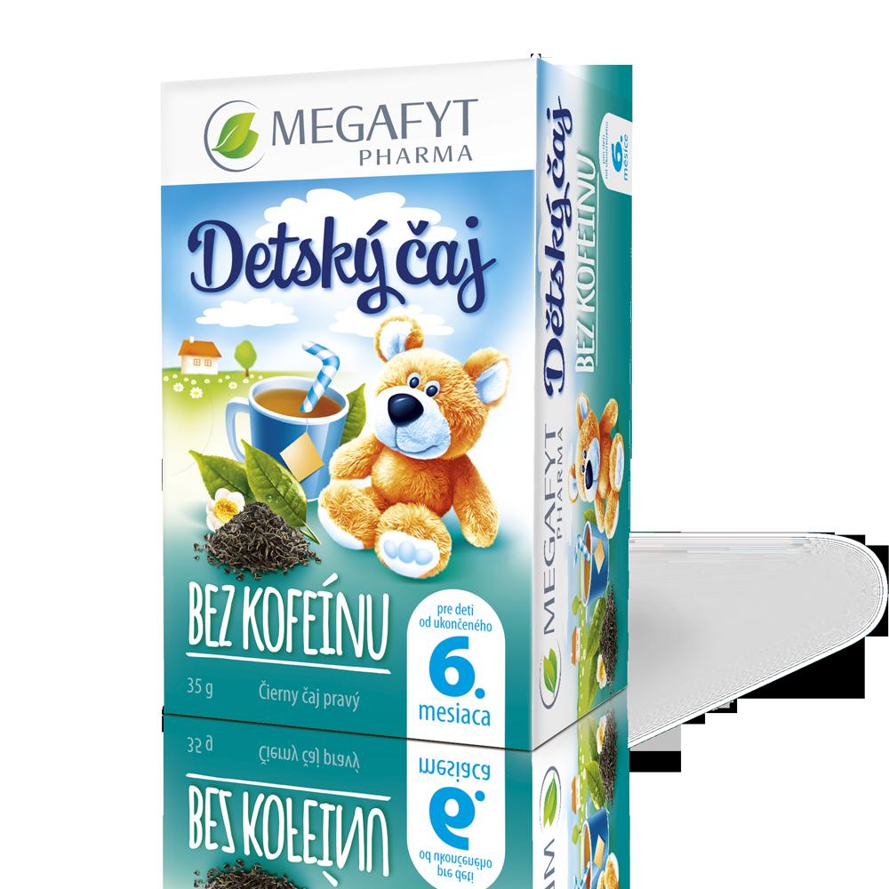 Detail výrobku Detský čaj bez kofeínu