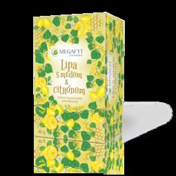 Lipa s medom & citrónom