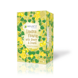 Linden Flower with Honey & Lemon