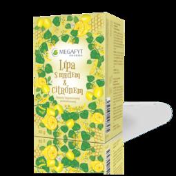 Více informací o výrobku Lípa s medem & citronem