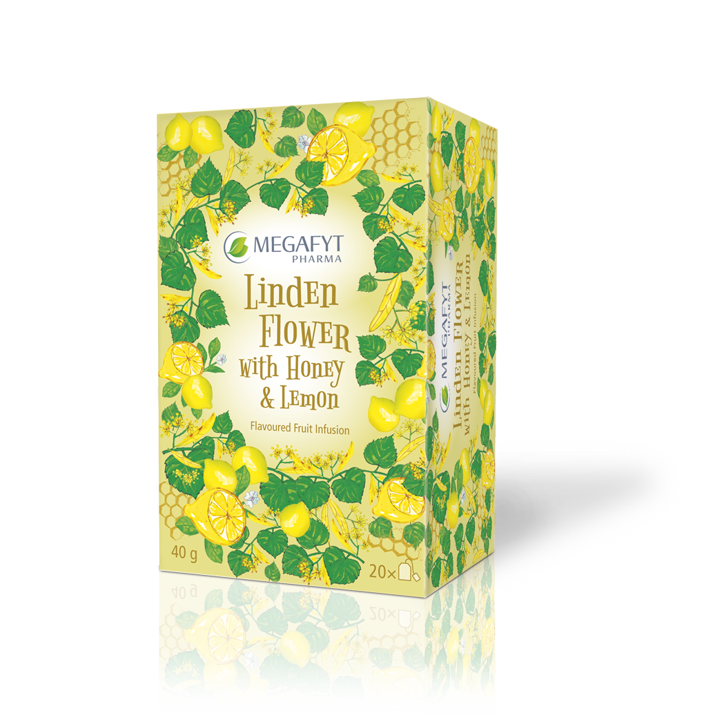 Více informací o výrobku Linden Flower with Honey & Lemon