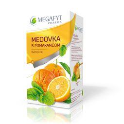 Detail výrobku Medovka s pomarančom