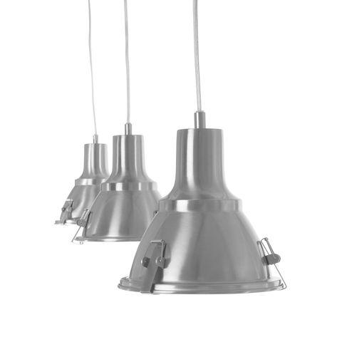 Závěsné světlo kovové